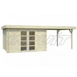 Garden house/shed ELSA 9,6+8,1 m2