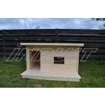 Insulated dog house BOSS 2