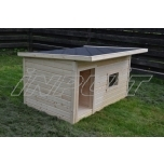 Insulated dog house BOSS 3