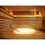 Valgustusega LED saunakibu