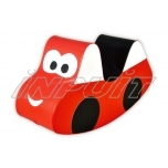 Soft play equipment CAR red