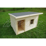 Insulated dog house DONNA 2