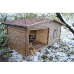 Insulated dog house MAX