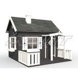 Playhouse OTTO 3,6 m2