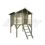 Playhouse TOBY 2,1 m2