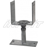 Anchor for carport