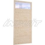 Pavilion LUCY 12,2 m2 wall element/wood