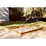 Sandbox 3000 x 2000 mm