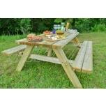 Piknikpöytä MEX