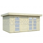 Garden house/shed LARA 12,7 m2