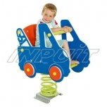 Spring toy TRUCK