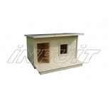 Insulated dog house DONNA