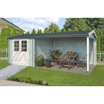 Garden house/shed IVANA 15,2 m2