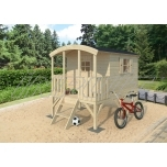 Playhouse HUCK 3,3 m2
