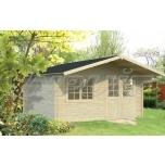 Garden house BRITTA 17,5 m2