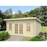 Garden house LISA 14,2 m2