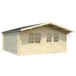 Garden house BRITTA 22,3 m2