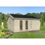 Nordic house CHARLOTTE 21,5 m2