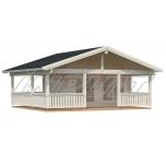 Cottage AGNETA 18,8+28,8 m2