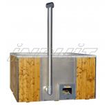 Hot tub 1650 l acrylic, internal heater
