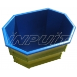 Mini pool 3500 l fiberglass, inner element