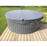 Hot tub DELUX insulated cover