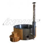 Hot tub DELUX 220 plastic, internal heater