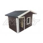 Insulated dog house BÖSE 2