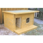 Insulated dog house BOSS