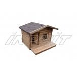 Insulated dog house BÖSE
