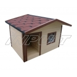 Insulated dog house ROCCO 2