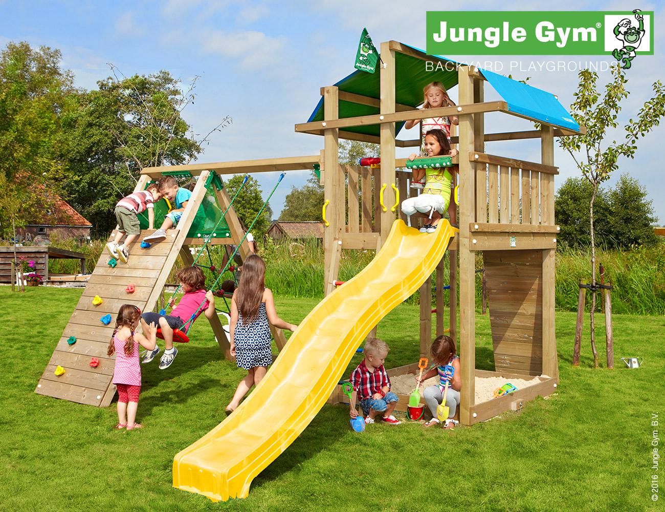Playground FORT CLIMB