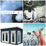 Garden houses/cabins, sheds, kiosks