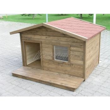 koerakuut-koer-koerakuudid-soojustatud koerakuut-dog house ROCCO-lemmikloom.JPG