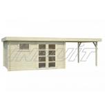 Garden house/shed ELSA 11,3+8,1 m2