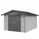 Shed RALF 9,6 m2