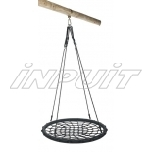 Nest swing BLACK