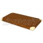 Mattress 50 x 1000 x 2000 mm with leather coner