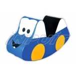 Soft play equipment CAR blue