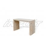 Sauna bench 750 x 300 x 450 mm
