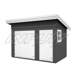 Shed KALLE 6,6 m2