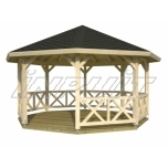 Pavilion BETTY 18 m2