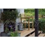 Tuoli puutarhaan
