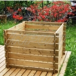 Compost box 1000 x 1000 x 700 mm