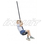 Rubber monkey swing CURVE