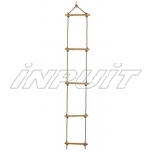 Rope ladder with 5 steps