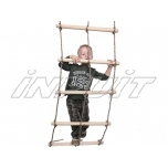 Rope ladder 7 steps (double)