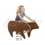 Spring toy BEAR