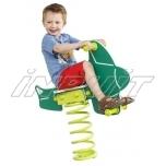 Spring toy PLANE