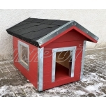 Insulated dog house JACKY